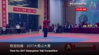 陈旭炮捶-第五届大青山国际太极大赛表演