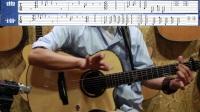 指弹吉他 超级基本功教程 131 墨音堂