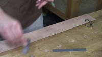 Perch Stool Part 3.5- Stretchers