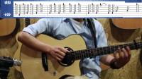 指弹吉他 超级基本功教程 132 墨音堂