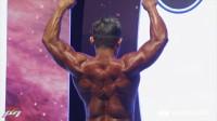 男子健美65KG以下级决赛250号个人展示[567GO]