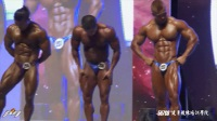 男子健美70KG以下级决赛及颁奖[567GO]