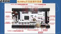 第F4_001章 YS_F4Pro开发板介绍