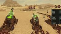 天途游戏:战锤2全面战争极难鼠人 凡世帝国DLC 战斗详解02
