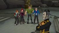 火力少年王之悠拳英雄 第28集 元素觉醒