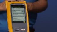 CertiFiber®Pro OLTS--设置测试(一)