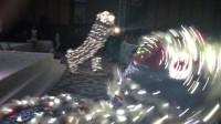 欢橙演艺----LED夜光狮