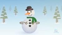 I'm A Little Snowman-圣诞主题