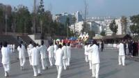 2017年流沙河社区40式太极拳