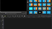 会声会影x9视频教程:04基本操作界面说明