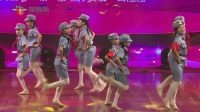 096号 少儿舞蹈《红星闪闪》 星耀杯舞蹈大赛2017年12月