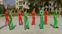20美美哒 塘洲罗家新村健身队表演 2017.12.24