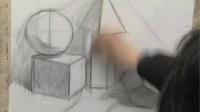 【中国美术学院:郭健濂主讲:素描基础训练】 第一集