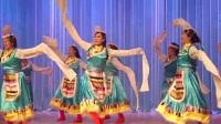 藏族舞蹈 我的九寨 喜洋洋舞蹈队