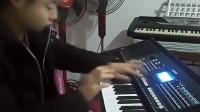 郭振伟电子琴曲《小松树》