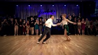The Snowball 2017 - Lindy Hop Invitational Strictly - Nicolas & Mikaela