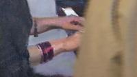 油画教程 钢琴姑娘 视频教学 第三集