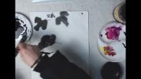 国画葡萄 中国画视频网络教程