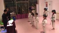 跆拳道考级视频1
