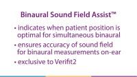 Audioscan Verifit2 双耳言语语言频谱图验证