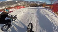 ALUTECH - 雪山速降DH! SIEGI ZELLNER 2018年第一部极速山地车骑行视频!