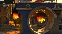 索尼克:力量 4K画质 第2期 关卡3-4 城市 怪物小镇