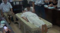 中医正骨手法培训视频张振听零力度正骨尾骨痛的诊断以及手法治疗