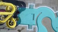 美国全自动游泳池吸污机C系列,泳池设备,海豚游泳池清洁机,兰斯泳池清洁设备公司