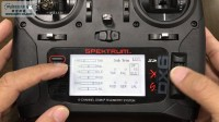 2.Spektrum世派遥控器设置-舵机设置(Servo Setup)