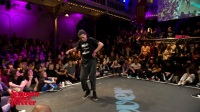 Karim Belharch aka Flex vs Zach Swagga SEMI FINAL House Dance Forever 2018