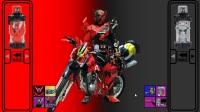 假面骑士腰带之路 build篇 撒!怎样的第EP36 凤凰机器人! 最佳搭配! 气泡模式