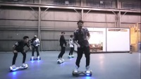 Jump and Shake Epic Airboard  Hoverboard Dance