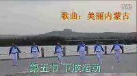 临淄炫舞石化第二套快乐舞步健身操