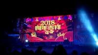 廉江市雅塘镇旧福地村2018年初五晚演唱会