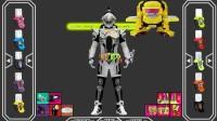 假面骑士腰带之路 EXAID篇 假面骑士Brave 原型卡带 形态 龙骑士Z EP37