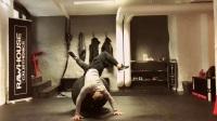Capoeira卡波拉动作独立教学_旋子转体【中文字幕】