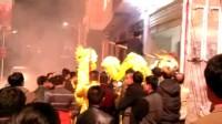 贵州省最美黔东南三穗县元宵节民间舞龙舞狮