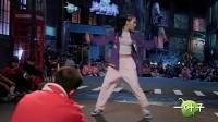 这!就是街舞  【晋级100强】陈妍臻擅长传统街舞通过韩庚的考核