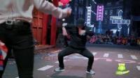 这!就是街舞【晋级100强】韩宇擅长Urban通过黄子韬的考核