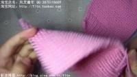 第72集-风灵童年-大麻花牛奶棉连体衣(后片的织法)三