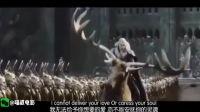《霍比特人.五军之战》战争场面太过震撼,背景音乐