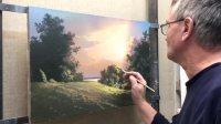 俄罗斯大师风景油画教程2