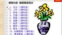 粤语教材,学习课程,培训目录,教学内容!