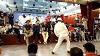 霸王龙 决战舞合4-popping个人赛32进16