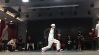 【正】霸王龙 决战舞合4-popping个人赛8进4