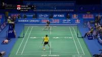 超清 汪鑫VS佐腾讶香-2011苏迪曼杯中国-日本WS女单(2)