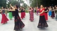 阿华广场舞一丰收的季节