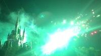 【6岁半】2-20哈哈观看奥兰多迪士尼烟火表演第二部分飞屋环游记IMG_6623