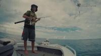 无人机投饵 战GT巨鱼
