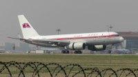 北京首都机场拍机—朝鲜高丽航空JS151-TU204[P-632]降落